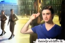 Daniel Radcliffe talks about Poland (Polish National Tourist Office)