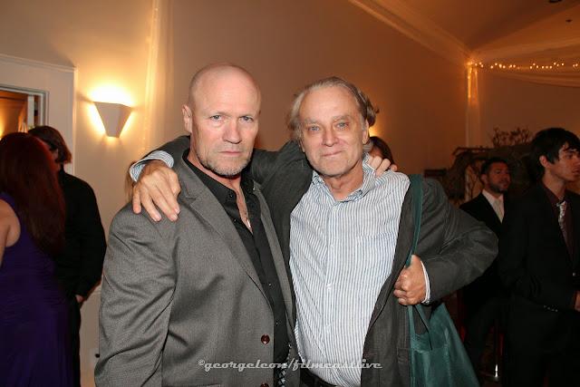 Michael Rooker, Brad Dourif  ©George Leon/filmcastlive