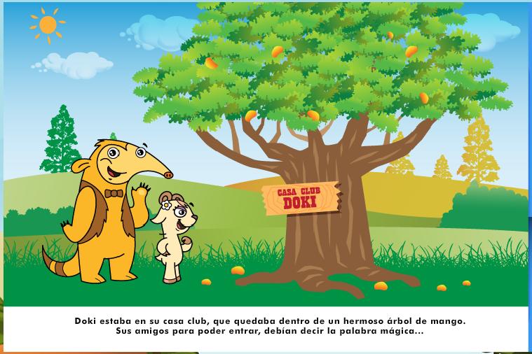 Imagenes Animadas De Arboles De Mango: Arbol De Mango Dibujo