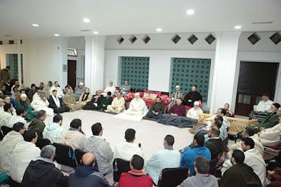 الشروط الجامعة بين الشيخ ومريده