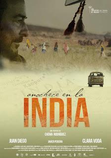 Anochece en la India<br><span class='font12 dBlock'><i>(Nightfall in India)</i></span>