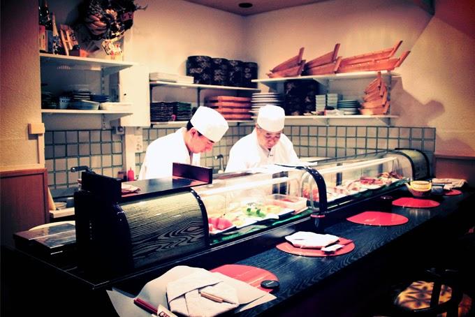 Sansui à Genève, plongeon dans la cuisine japonaise traditionnelle