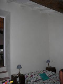 patines and chaux les remparts de cuculles lauret mars 2012 enduit mince int rieur et. Black Bedroom Furniture Sets. Home Design Ideas