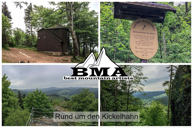 wanderung ilmenau kickelhahn goethe outdor-blog best-mountain-artists