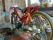 Foto Motor Drag Rx King Terbaik