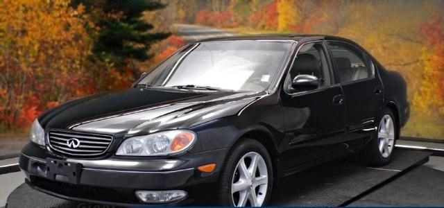 2002 Infiniti I35 Luxury Sedan For Bodystyle 4 Door Drivetrain Fwd Engine 3 5l V 6 Cyl Fuel Type Premium Unleaded Transmission Automatic
