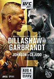 Watch UFC 227 Online Free 2018 Putlocker