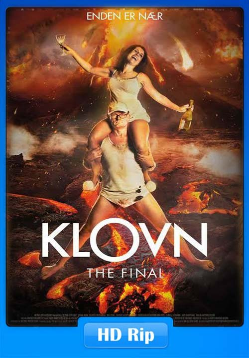 Klovn The Final 2020 720p WEBRip x264 | 300MB 480p | 100MB HEVC