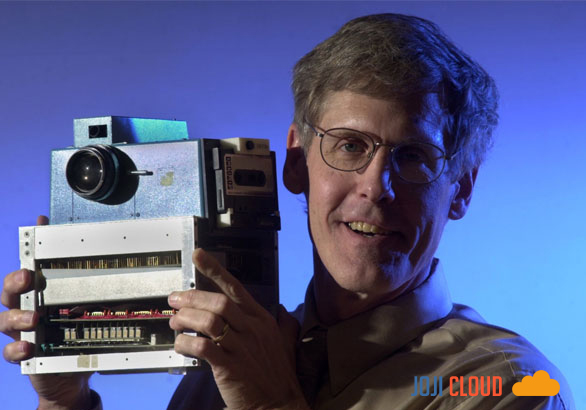 Steven Sasson, Inventor of Digital Cameras whose Works Wasted by Kodak
