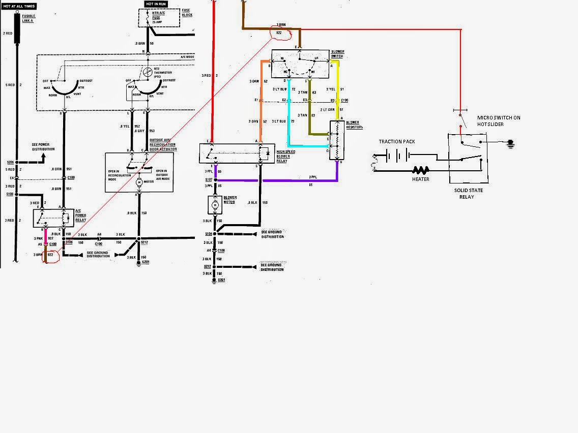 fiero fan switch wiring wiring diagram todayselectric fiero rebuild wiring completion is looming ahead ceiling [ 1136 x 852 Pixel ]