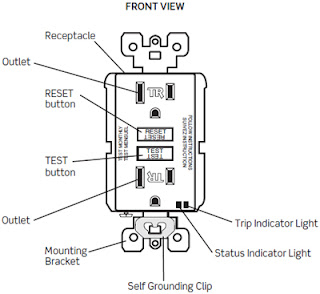 How To Pool Light Gfci Wiring Diagram besides Two Outlet Wiring Diagram further Intermatic Mechanical Timer Wiring Diagram further How Do I Wire A Receptacle And A Light Switch also Gfci Wiring Diagram. on gfci outlet with switch wiring diagram