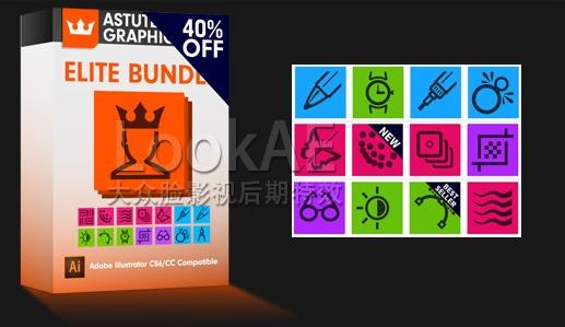 Astute Graphics Elite Bundle Plugin 3 4 3 Full Version for