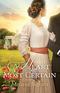 Giveaway! A Heart Most Certain by Melissa Jagears (ends 10/21/16)