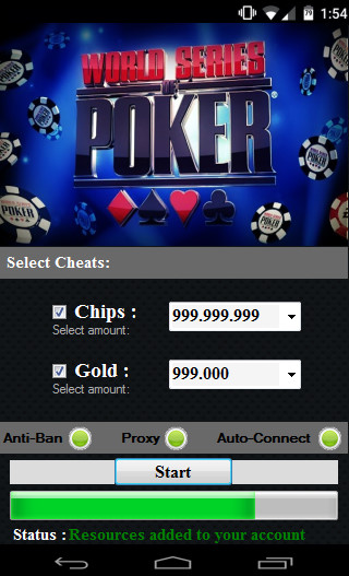 World Series of Poker Hack Apk for Android & IOS 2015 (Add ...