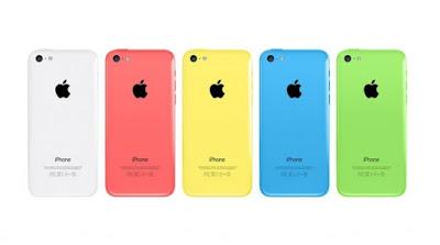 iPhone 5c quốc tế giá rẻ tại maxmobile