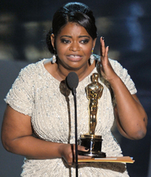 Octavia Spencer - Oscar 2012