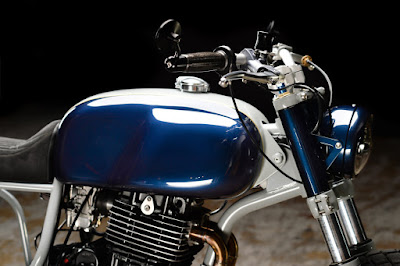 Honda FT 500 Ascot Custom
