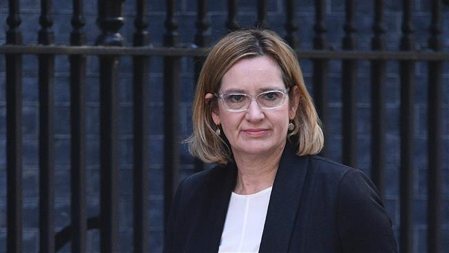 British Home Secretary Amber Rudd says Manchester bomber was known to intelligence services