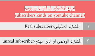 فقدان المشتركين فى يوتيوب