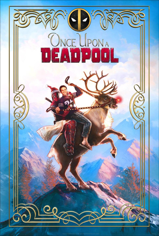 Once Upon a Deadpool [2018] [CUSTOM HD] [DVDR] [NTSC] [Latino]