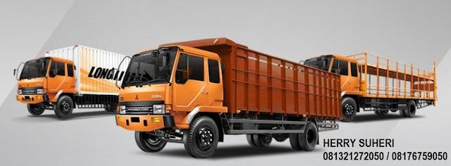 paket kredit dp kecil mitsubishi fuso - dump truck - tangki - bak - box - 2018