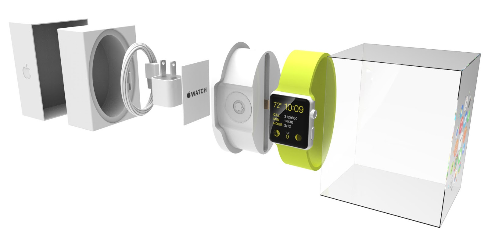 Apple Watch Supercharged Packaging Concept On Packaging