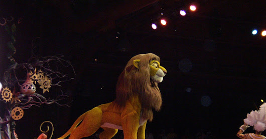 Memory 188 - A Day at Disney's Animal Kingdom: Part 8, Festival of the Lion King