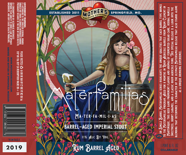 Mother's Brewing Working On Rum Barrel-Aged Materfamilias
