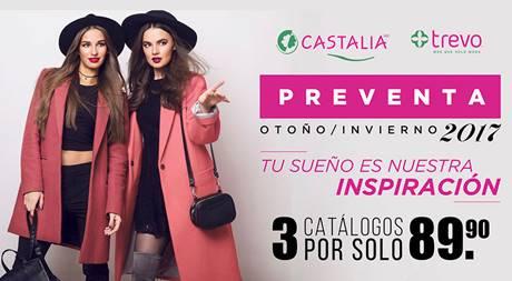 Preventa Castalia Otoño Invierno 2017