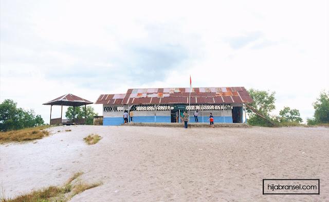 SDN Muhammadiyah Gantong belitung