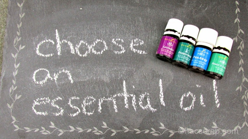 Choosing an Essential Oil for DIY Bath Salts