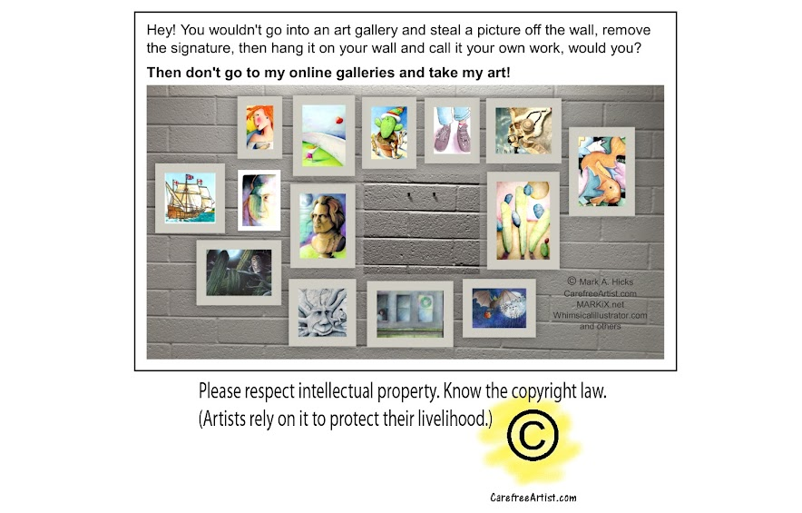 Respect Intellectual Property!