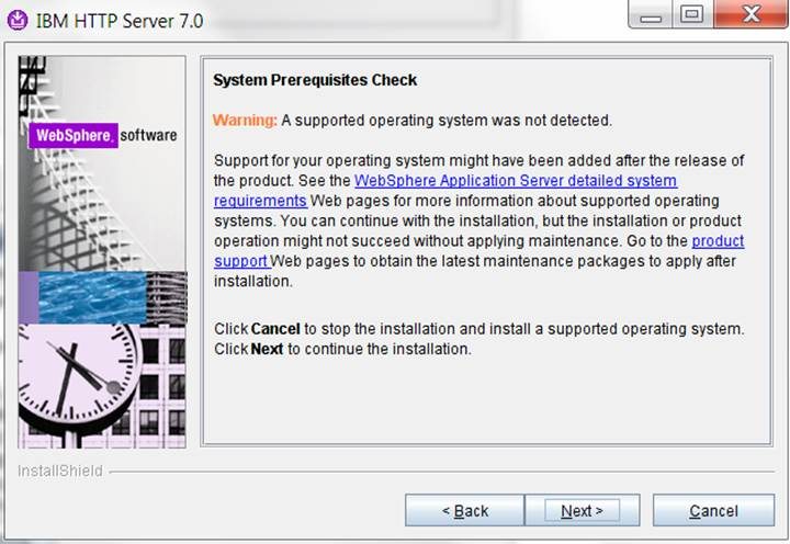 Siva R Vaka: IHS (IBM HTTP Server) v7 Installation