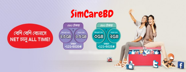 Airtel 1.5GB & 2GB Free Latest Internet Package Offer