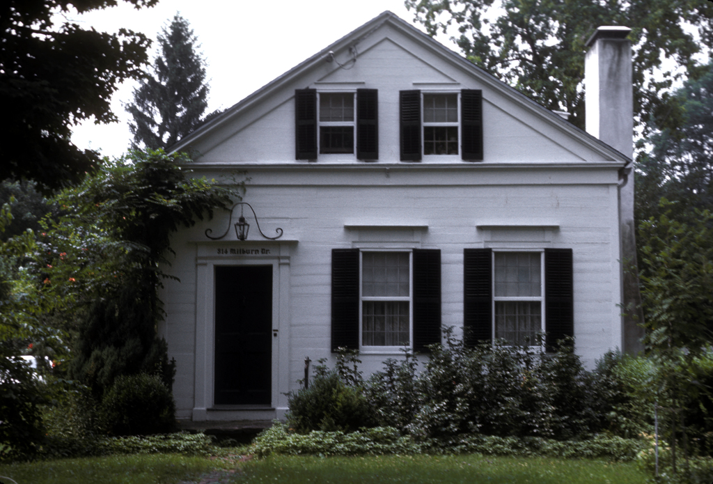 My Central New York Lewis Hamilton Redfield House 1816