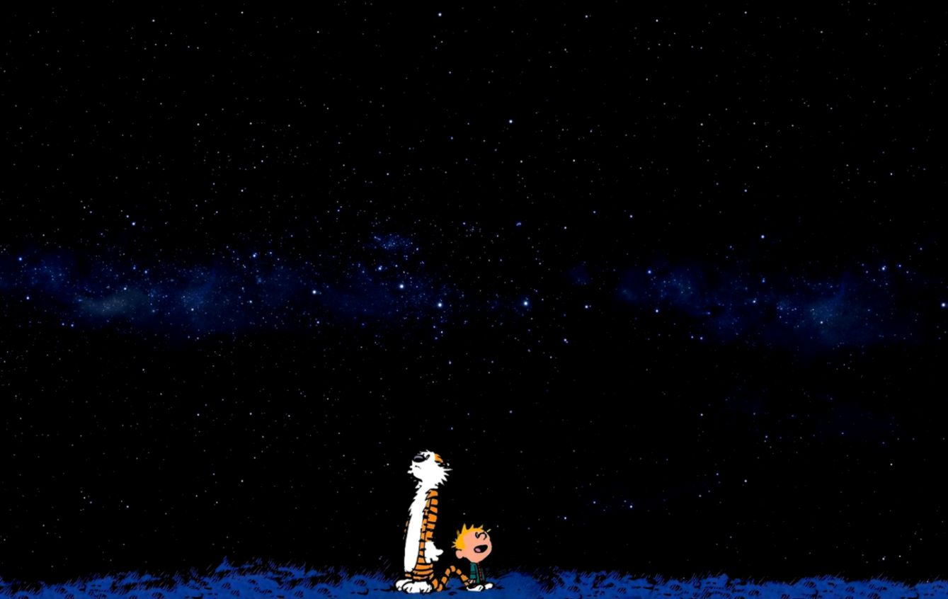 Calvin And Hobbes Wallpaper Wallpapers Memes