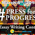 Essay Writing Contest | #PressforProgress (in Hindi)