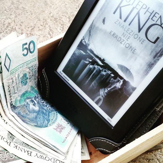 Znalezione nie kradzione, czyli jak Stephen King ponownie mnie nie zawiódł.