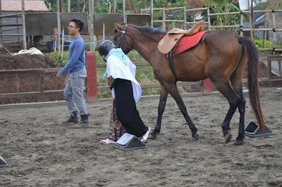 Bolehkah wanita ikut olahraga berkuda