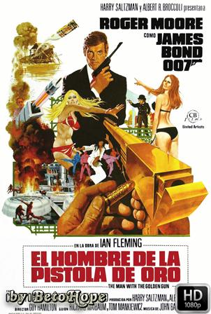 007 El hombre del revolver de oro 1080p Latino