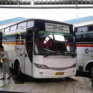 Bus Cikarang Bandung