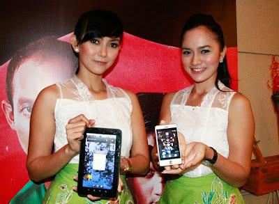 HP Nexian Android Murah Terbaru