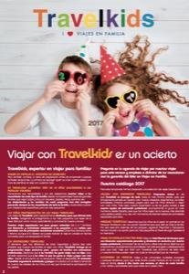 Viajes con familia y niños TravelKids 2017