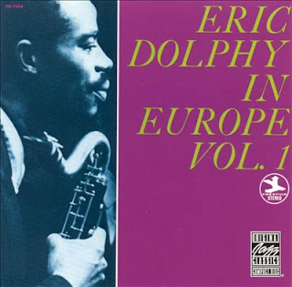 Eric Dolphy - In Europe vol. 1