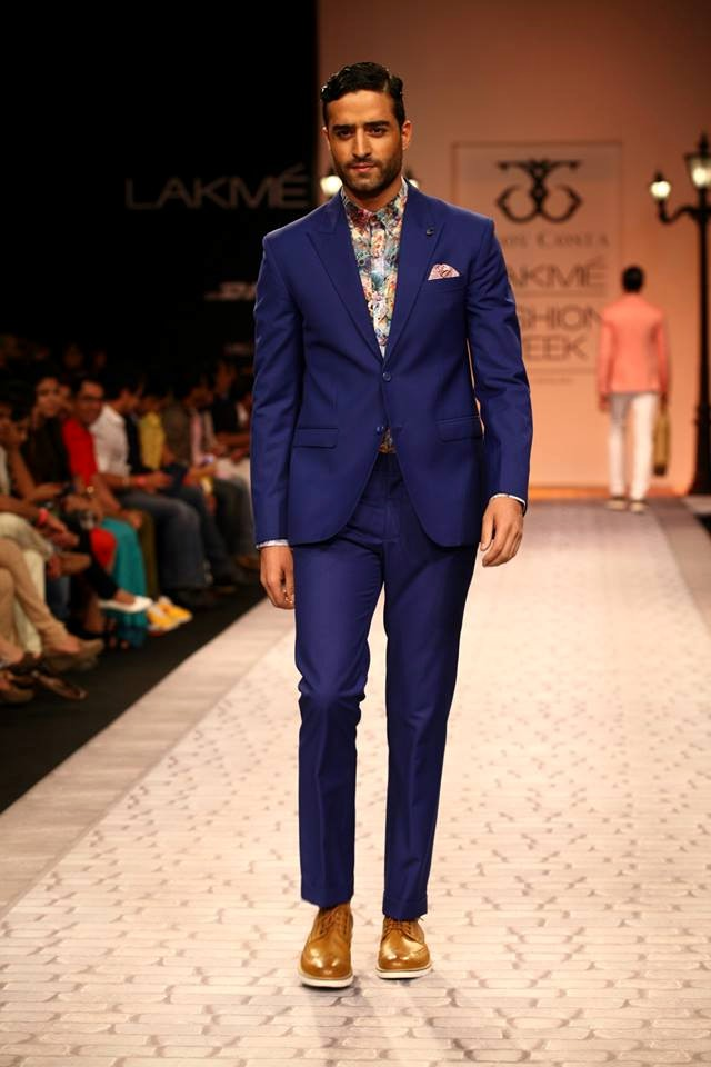 troy costa's the great gatsby collection  lakme fashion