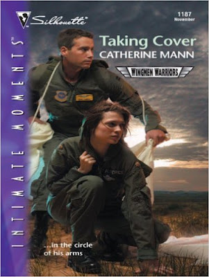 taking cover, catherine mann, book review