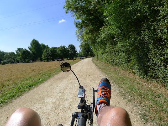 De Paris à la Rochelle en vélo couché, La Vélofrancette