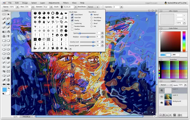 Best Chrome Paint App Free