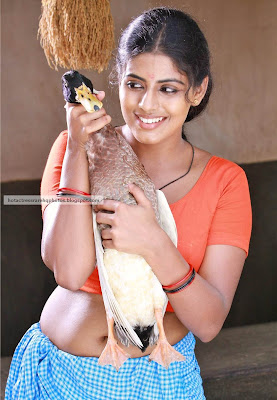 Tamil Actress Hot Blouse Navel