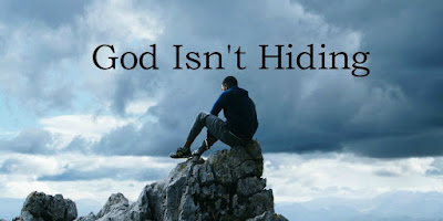 God is Anxious to be Found